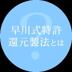 早川式特許還元製法とは